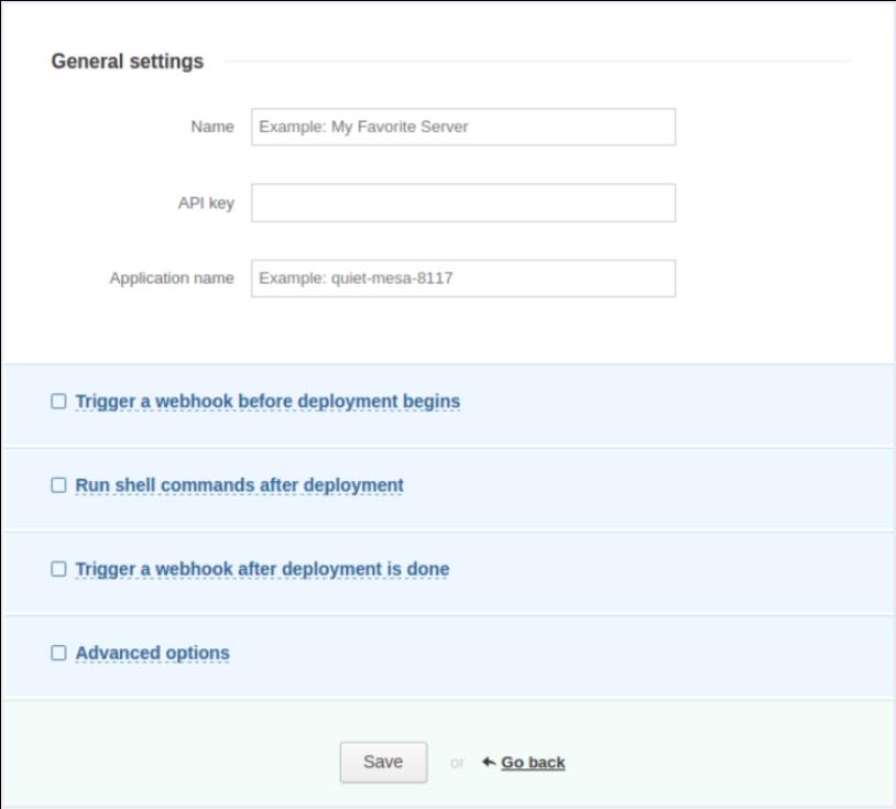 Deploy a Python Application to Heroku with DeployBot