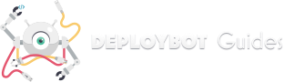 DeployBot Guides logo